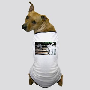Korean War Veteran Memorial Dog T-Shirt
