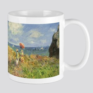 Seascape by Claude Monet Mugs