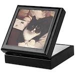 Get Well Soon Cat Keepsake Box