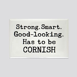 be cornish Rectangle Magnet