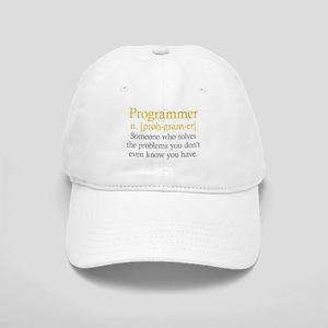 Programmer Definition Cap