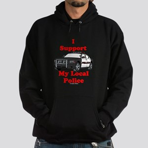 Support Local Police Hoodie