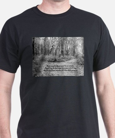 Cute Black and white photography T-Shirt