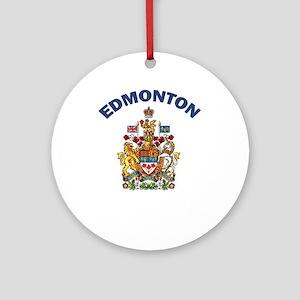 Edmonton Ornament (Round)