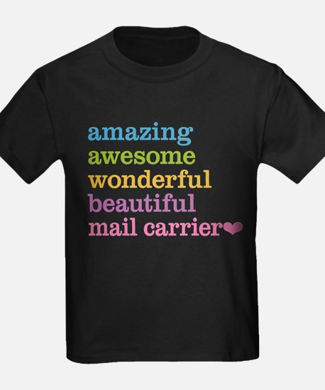 Amazing Mail Carrier T-Shirt