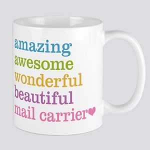 Amazing Mail Carrier Mugs