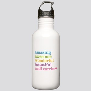 Amazing Mail Carrier Stainless Water Bottle 1.0L