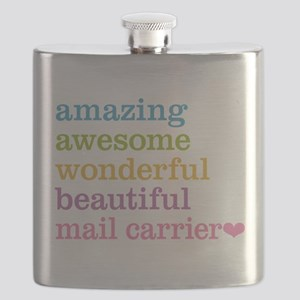 Amazing Mail Carrier Flask