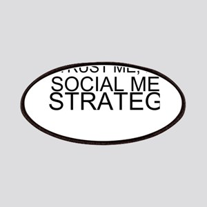 Trust Me, I'm A Social Media Strategist Patch
