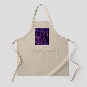 Purple Hydrangea Apron