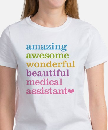 Amazing Medical Assistant T-Shirt