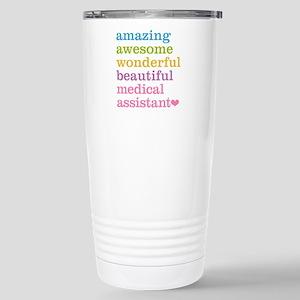 Amazing Medical Assista Stainless Steel Travel Mug