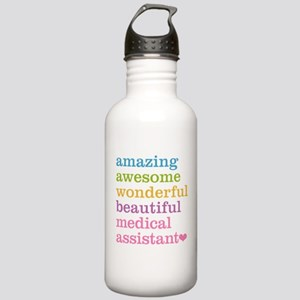 Amazing Medical Assist Stainless Water Bottle 1.0L
