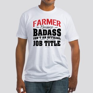 Badass Farmer T-Shirt