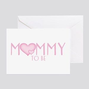 Heart Mommy Greeting Cards (Pk of 10)