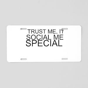 Trust Me, I'm A Social Media Specialist Aluminum L