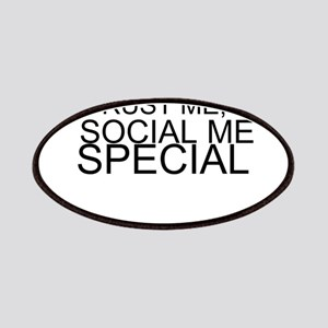 Trust Me, I'm A Social Media Specialist Patch