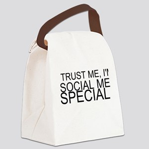 Trust Me, I'm A Social Media Specialist Canvas Lun