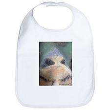 Sparrow Portrait Bib