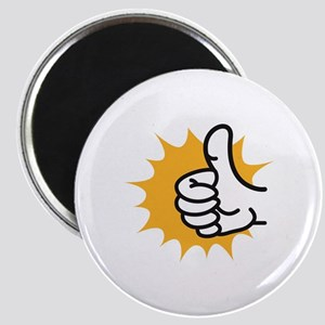 thumbs up Magnet