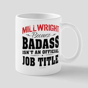 Badass Millwright Mugs