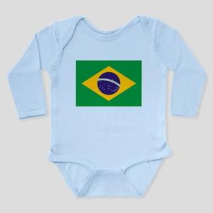 Brazilian Brazil Flag Body Suit