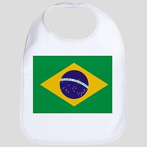 Brazilian Brazil Flag Bib