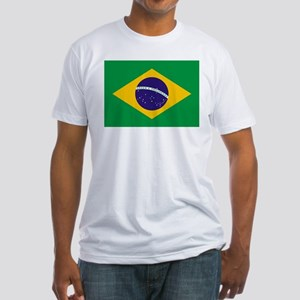 Brazilian Brazil Flag T-Shirt