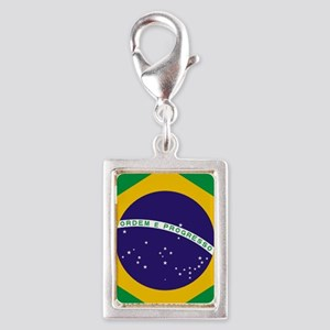 Brazilian Brazil Flag Charms