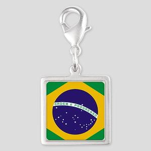 Brazilian Brazil Flag Charms