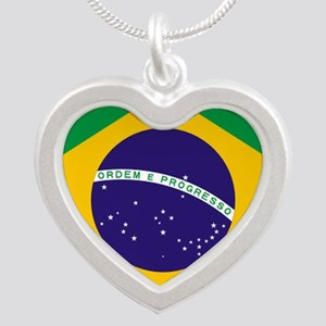 Brazilian Brazil Flag Necklaces