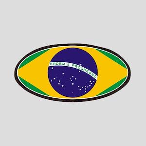 Brazilian Brazil Flag Patch