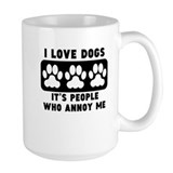 Animals Large Mugs (15 oz)