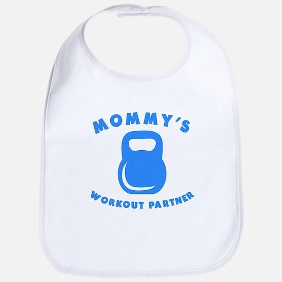 Mommys Workout Partner Bib