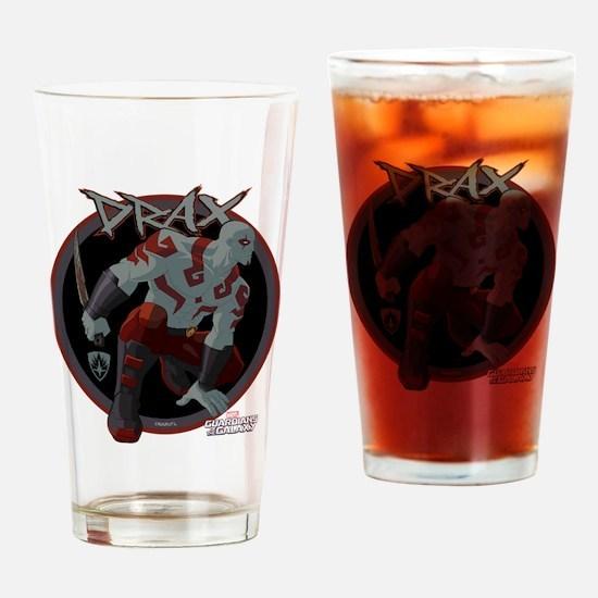 GOTG Evergreen Drax Drinking Glass