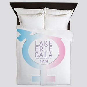 Lake Erie Gala Queen Duvet