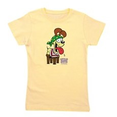 Odie the Stupid Girl's Tee