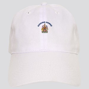 Kicking Horse Coat of Arms Cap