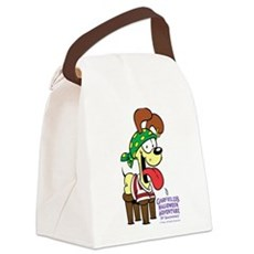 Odie the Stupid Canvas Lunch Bag