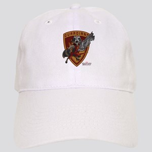 GOTG Animated Rocket Badge Cap