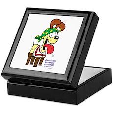 Odie The Stupid Keepsake Box
