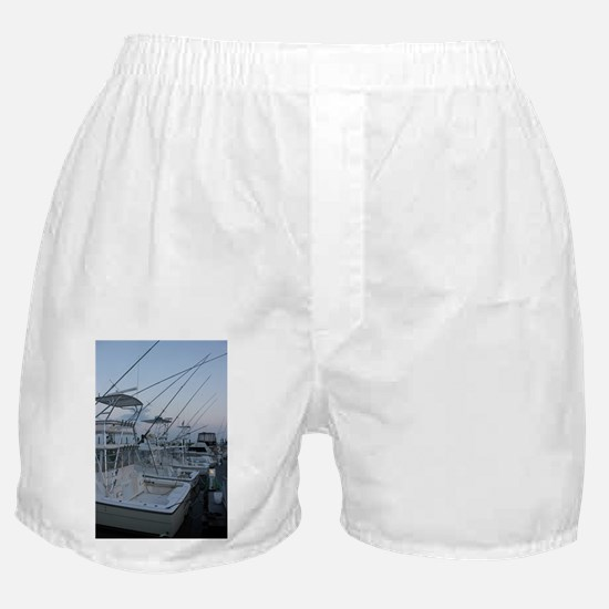 Funny Saltwater fishing Boxer Shorts