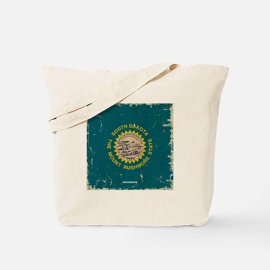 SD Vintage Tote Bag