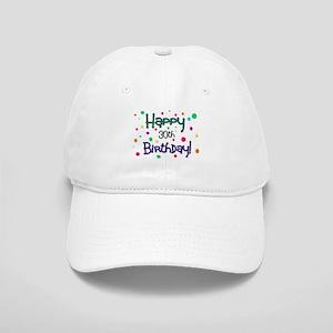 44c94e73f12 Hats. Happy 30th Birthday Baseball Cap