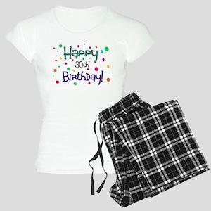 Happy 30th Birthday Pajamas