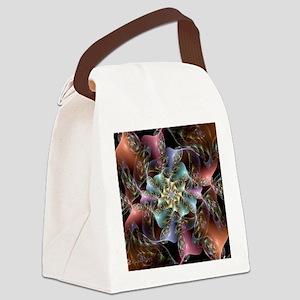 Spiral Parfait Canvas Lunch Bag