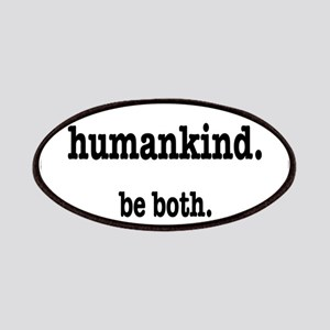 HumanKind. Be Both Patch
