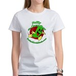 Poffy-001-Run-Cafepress T-Shirt