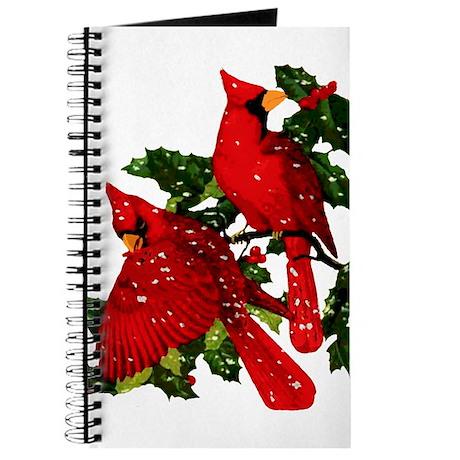 Snow Cardinals Journal
