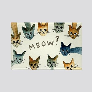 Chattanooga Stray Cats Magnets